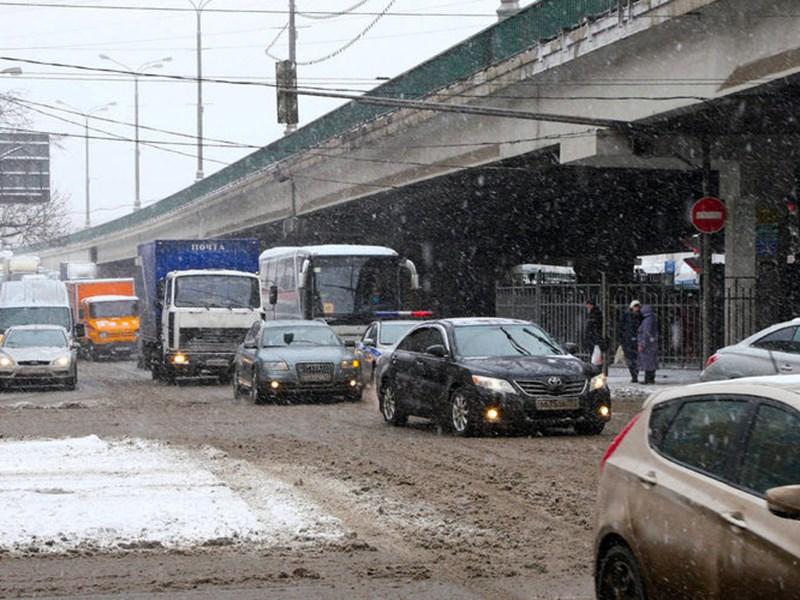 В ГИБДД предложили установить на перекрестках дополнительные знаки Фото Авто Коломна