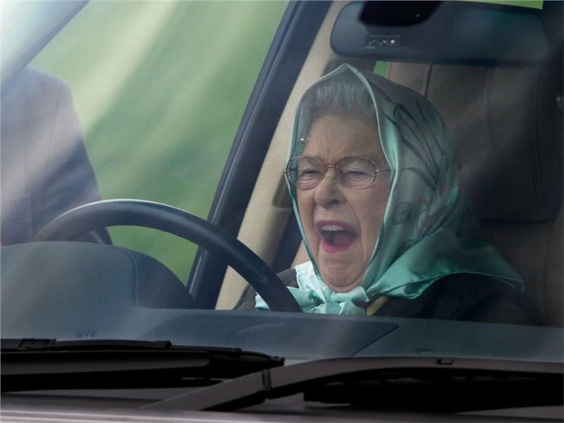 Британская монархия отказывается рулить Фото Авто Коломна