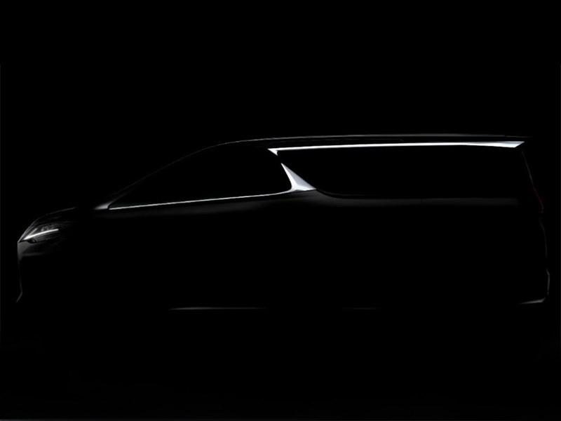 Lexus подтвердил выпуск минивэна