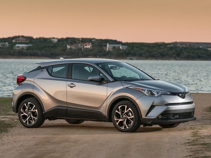 Toyota C HR стала электромобилем Фото Авто Коломна