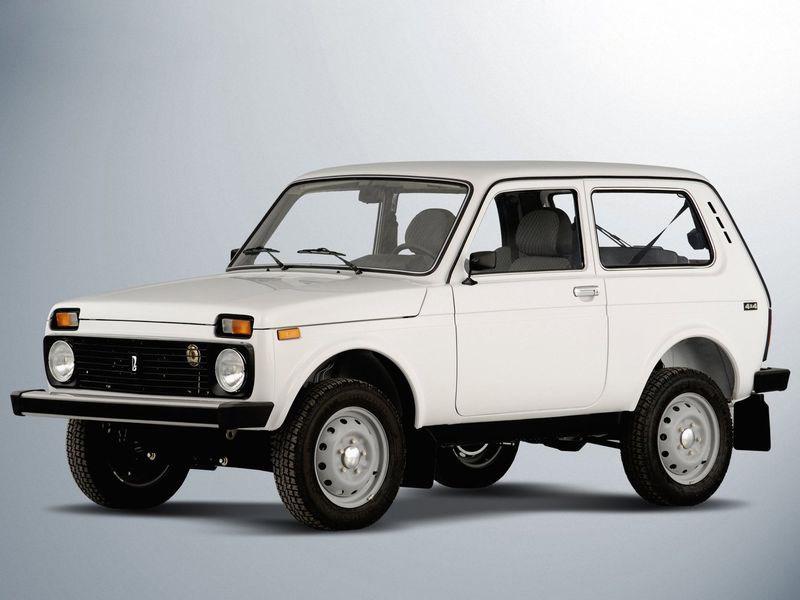 Немцы не откажутся от Lada 4x4 Фото Авто Коломна