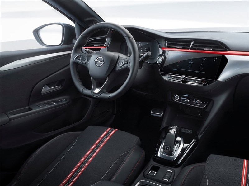 Opel Corsa 2020 салон