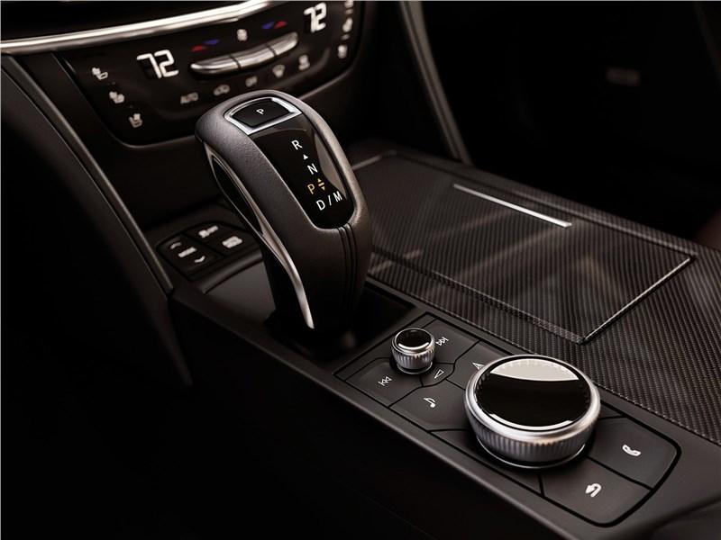 Cadillac CT6 2019 АКПП