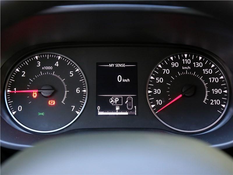 Renault Arkana 2020 приборная панель