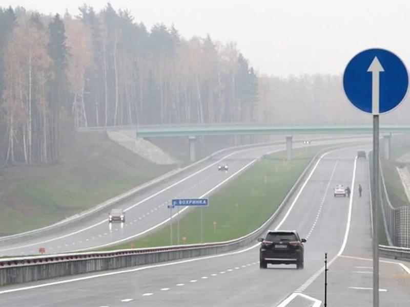 Камеры начали фиксировать среднюю скорость между Москвой и Казанью Фото Авто Коломна