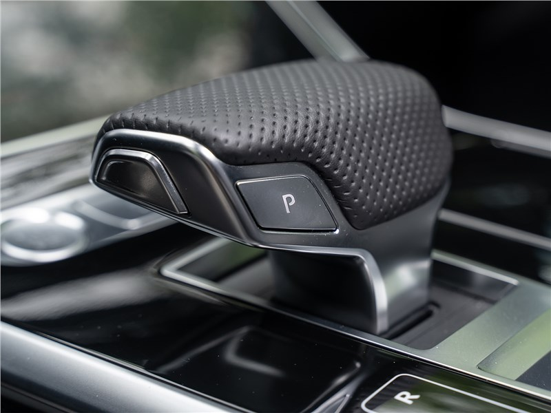 Audi Q8 2019 АКПП