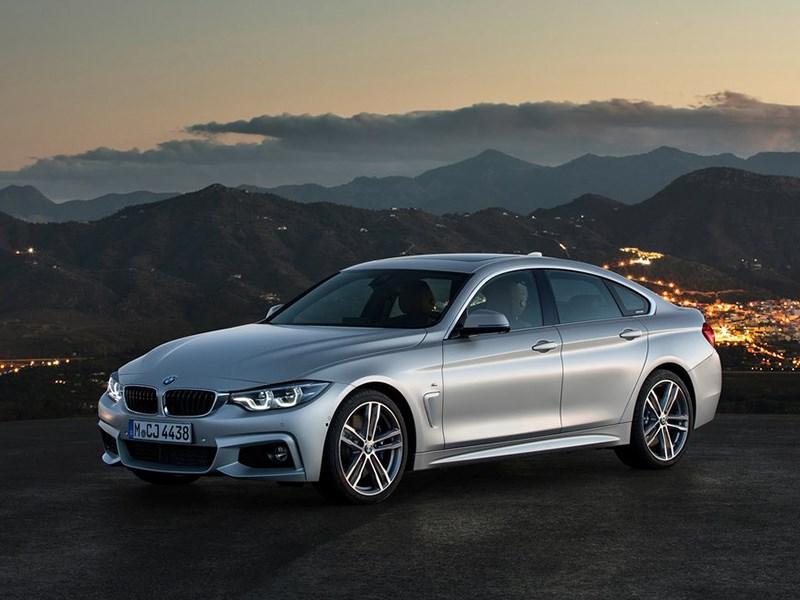 BMW покажет концепт нового купе Фото Авто Коломна