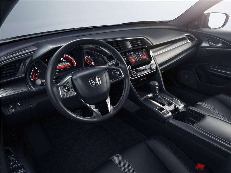 Honda Civic Sedan 2019 салон