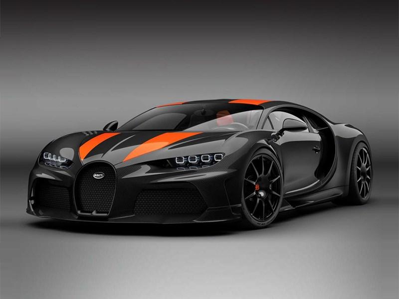 Bugatti рекордсмен стал серийным Фото Авто Коломна