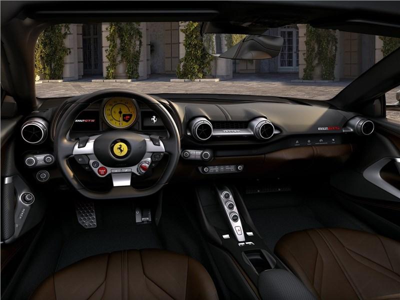 Ferrari 812 GTS 2020 салон