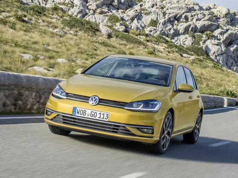 Концерн Volkswagen отзывает автомобили трех марок