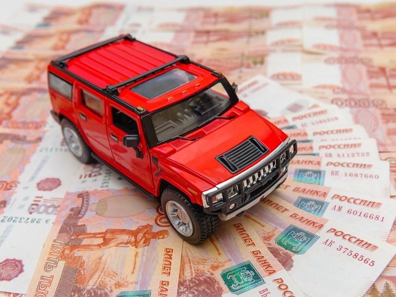 В России уменьшился транспортный налог Фото Авто Коломна