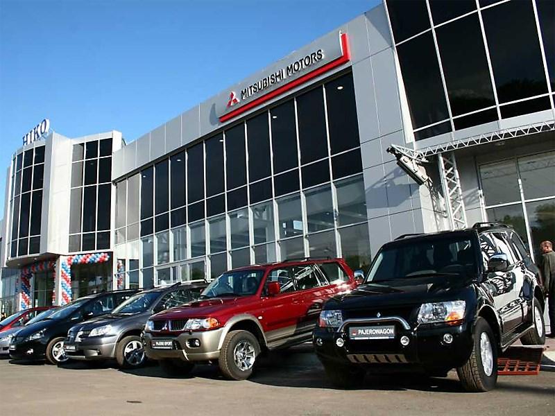 Компания Mitsubishi отчиталась за продажи в первом квартале 2013 г.