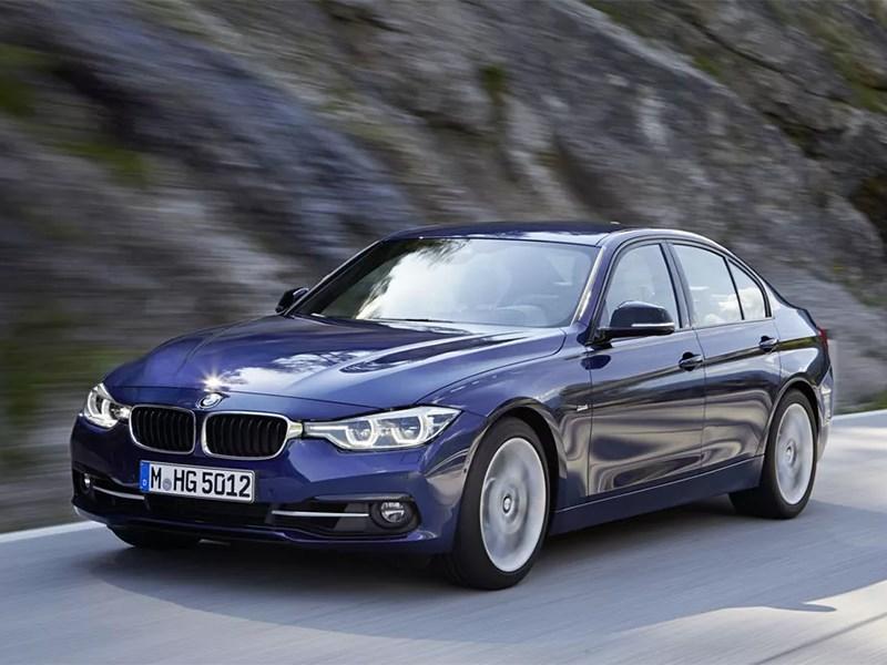BMW отзовет более 4 тысяч автомобилей в России Фото Авто Коломна
