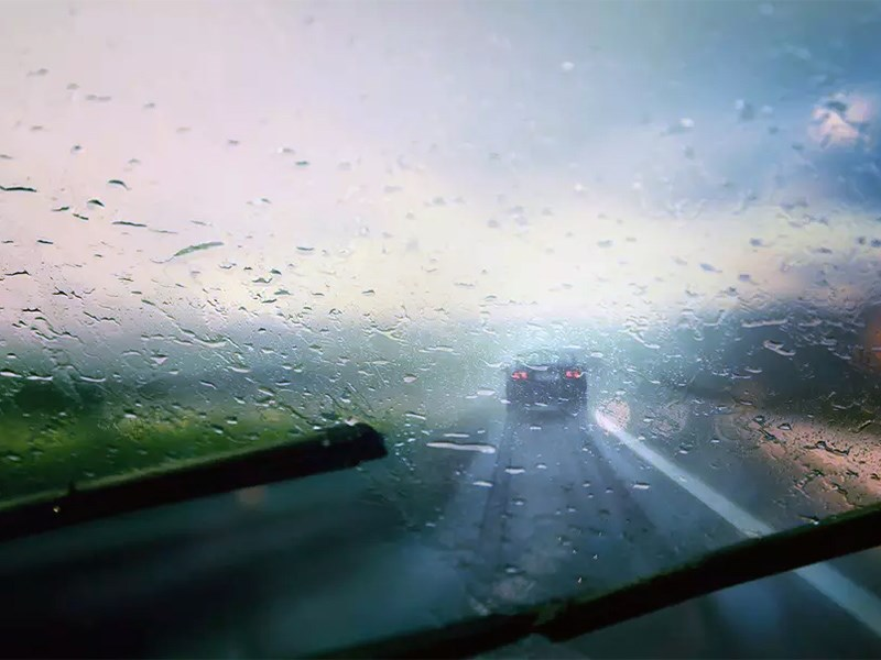 Автомобильные дворники составят «карту дождей»