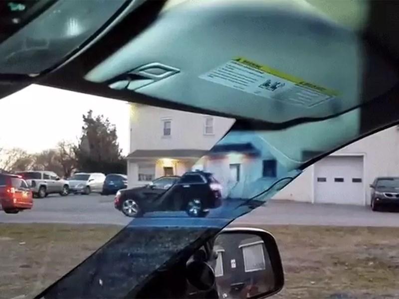 Американская школьница решила проблему слепых зон на автомобилях Фото Авто Коломна