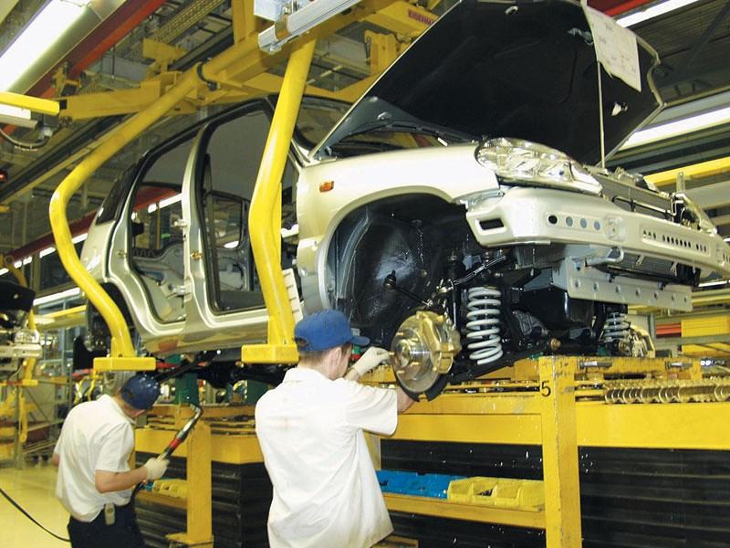 Российский автопром «вырос» за год на 11 процентов