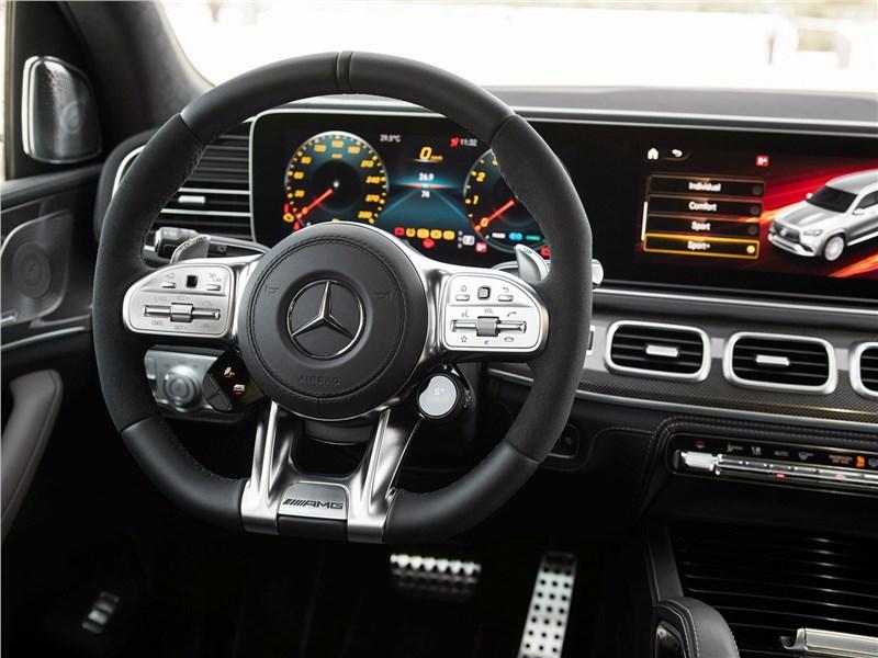 Mercedes-Benz GLS63 AMG 2021 салон