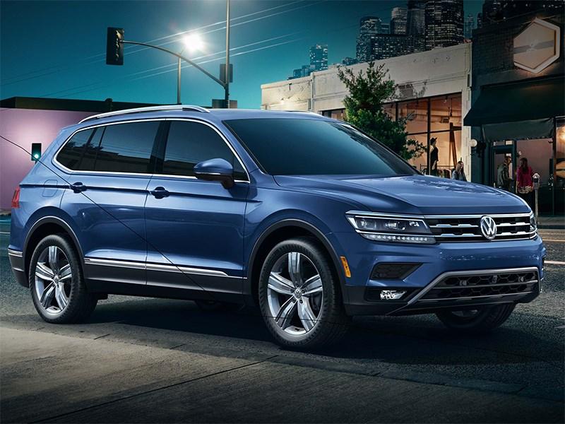 Volkswagen отзовет автомобили в России из-за дефекта подушек безопасности