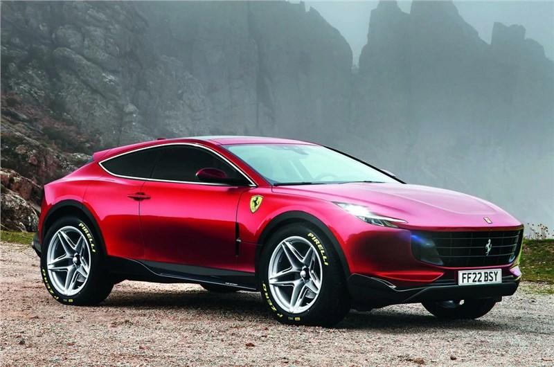 Кроссовер Ferrari: подробности