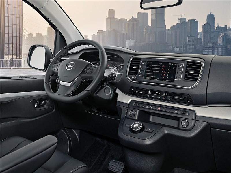 Opel Zafira Life 2020 место водителя