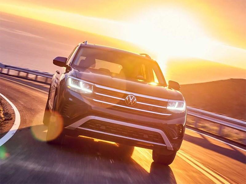 Volkswagen Teramont обновился