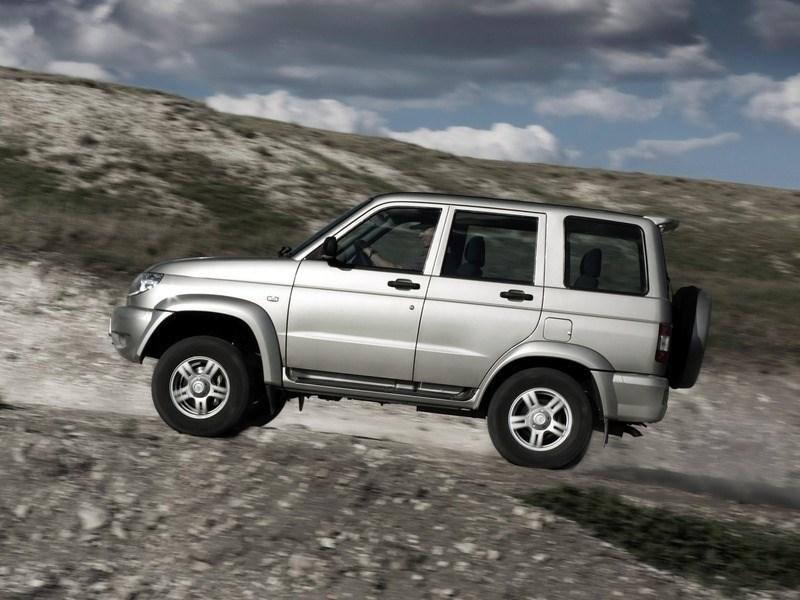 УАЗ анонсировал новую модель