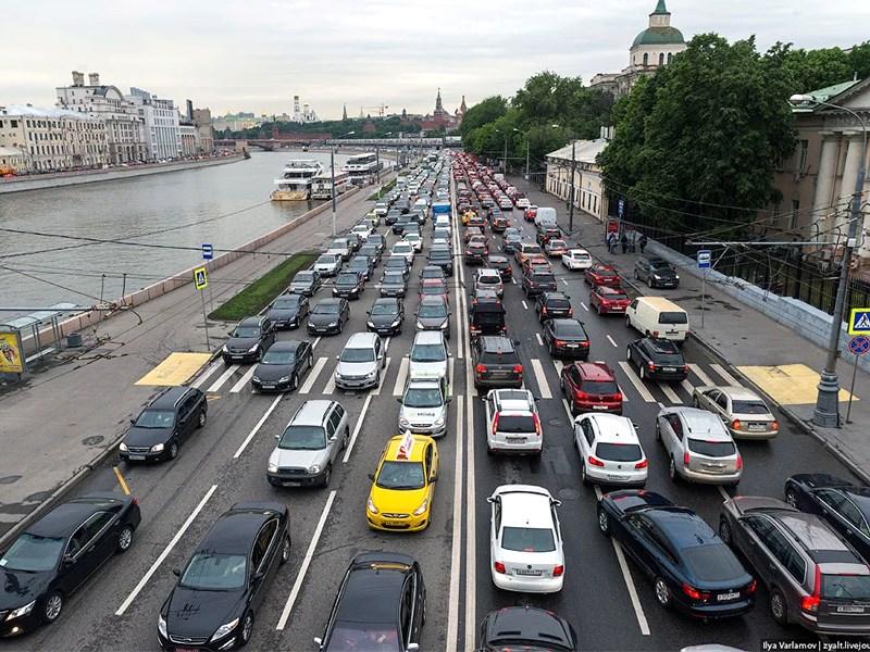 В России запустят новый сервис для водителей