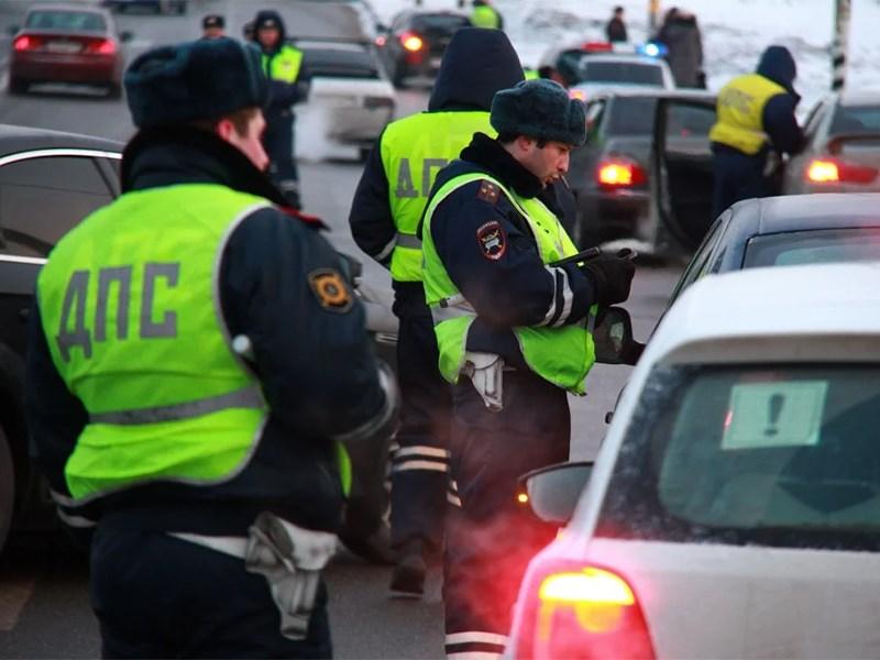 Подмосковные инспекторы объявили вендетту пьяным водителям