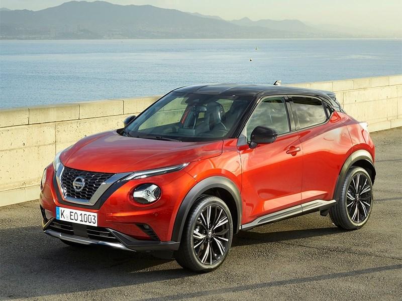 Nissan запатентовал новый Juke в России