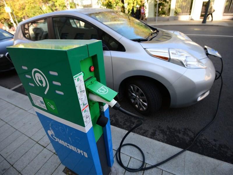 В России отменяются ввозные пошлины на электромобили
