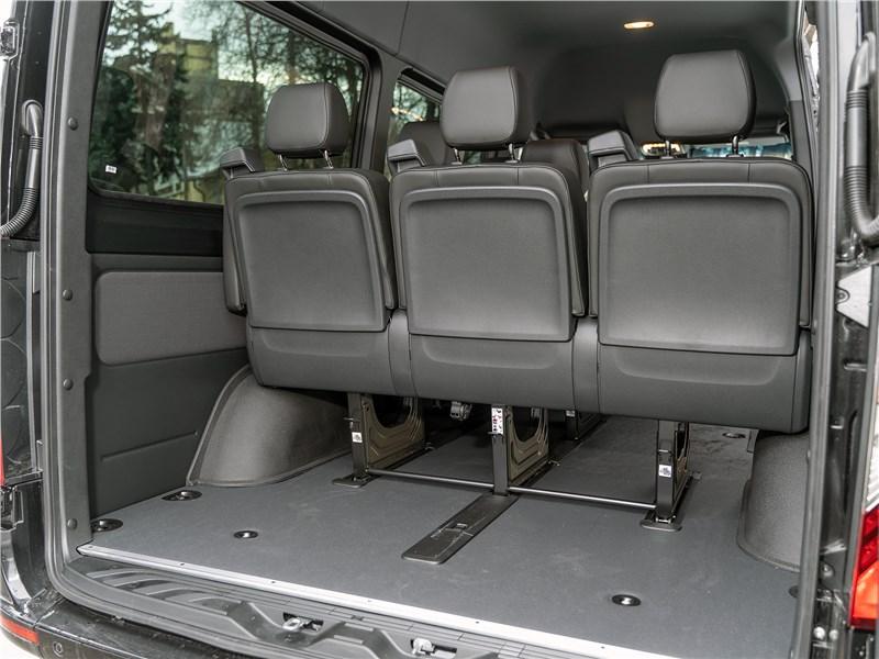 Mercedes-Benz Sprinter 2018 багажное отделение