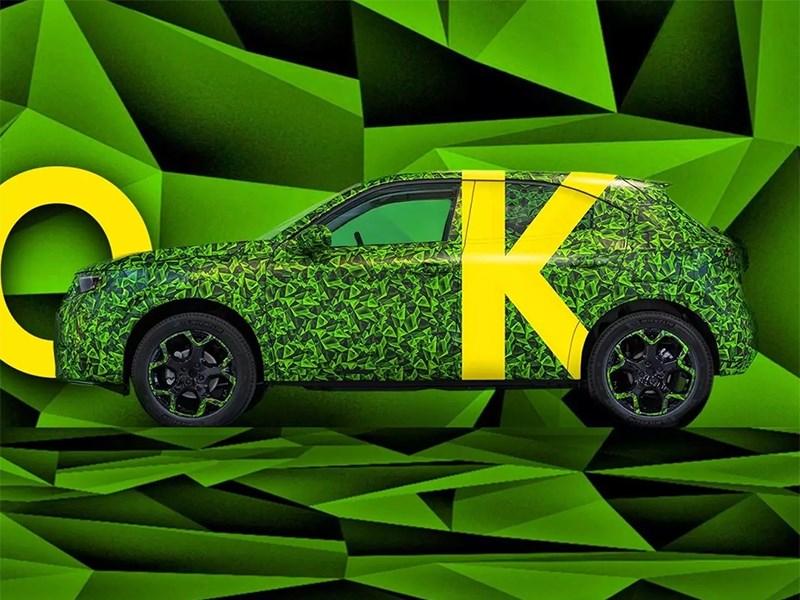 Opel Mokka меняет поколение и становится электрическим