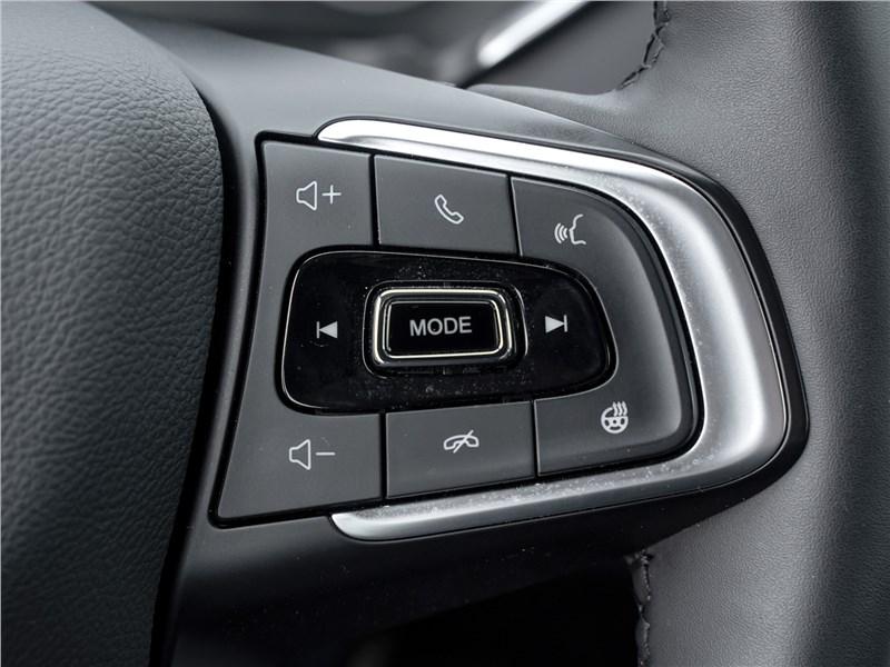 Chery Tiggo 8 2019 кнопки на руле