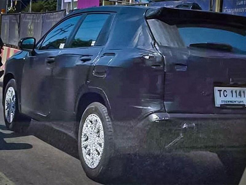 Toyota Corolla превратят в кроссовер