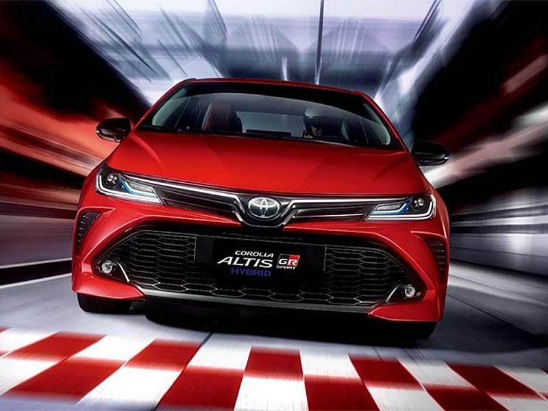 Toyota Corolla получит новые версии