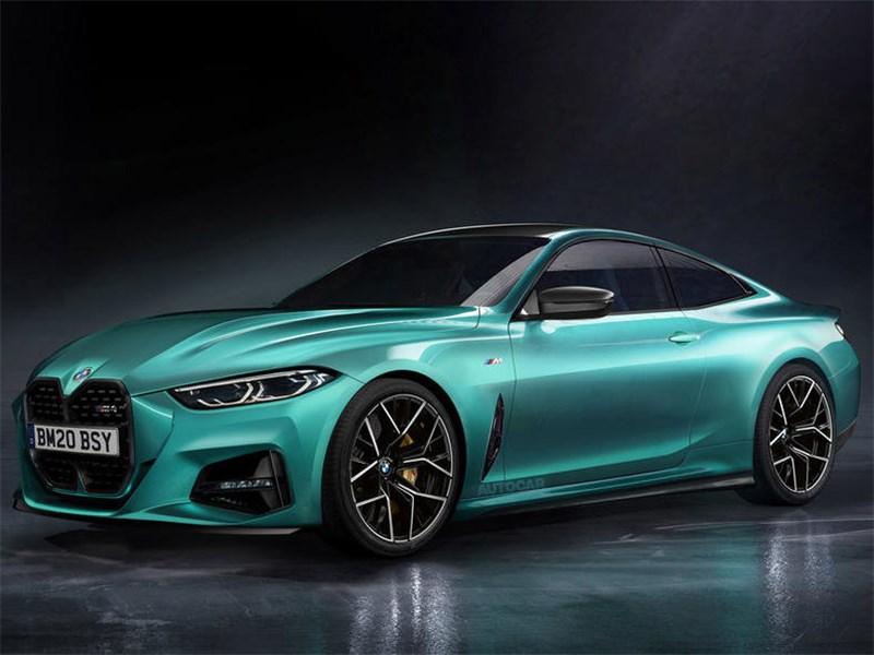 Электрический BMW i4 будет мощнее бензинового M4