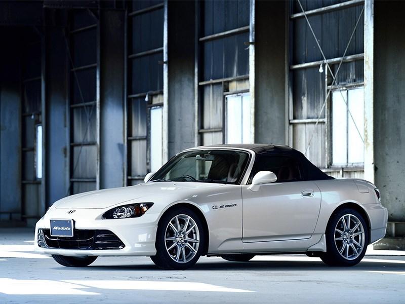 В Японии начали продавать доработки для Honda S2000
