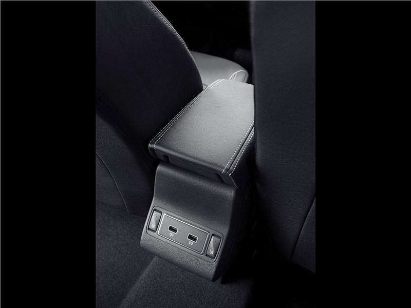 Renault Kaptur 2020 USB-разъемы