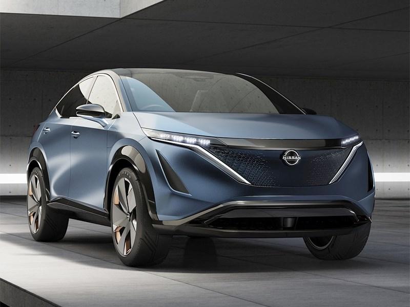 Nissan раскрыл подробности о новом электрокроссовере