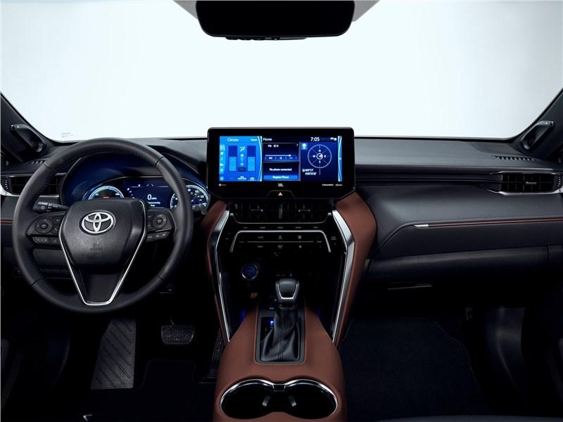 Toyota Venza 2021 салон