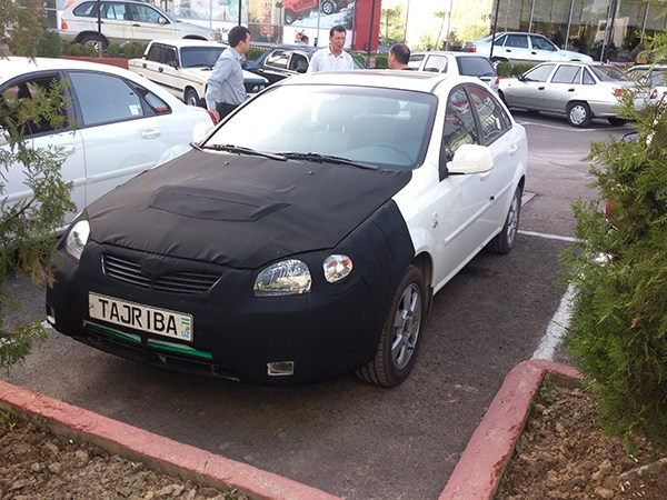 На базе Chevrolet Lacetti создан седан Daewoo