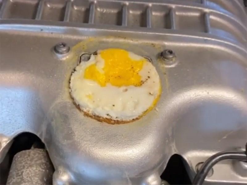 Автомобильный мотор заменит вам кухню
