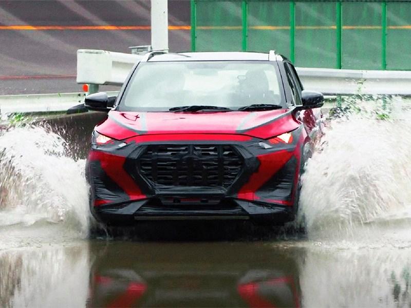 Nissan назвал дату дебюта нового бюджетного кроссовера