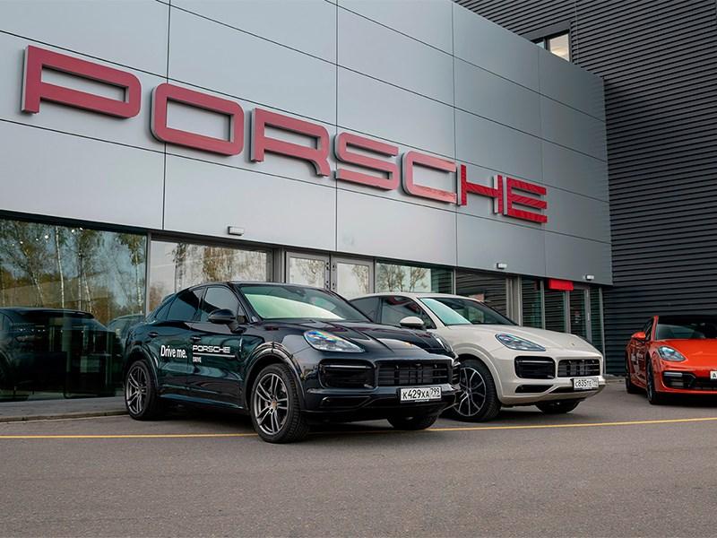 Porsche запустила сервис аренды автомобилей в России