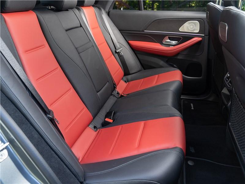 Mercedes-Benz GLE Coupe 2020 задний диван