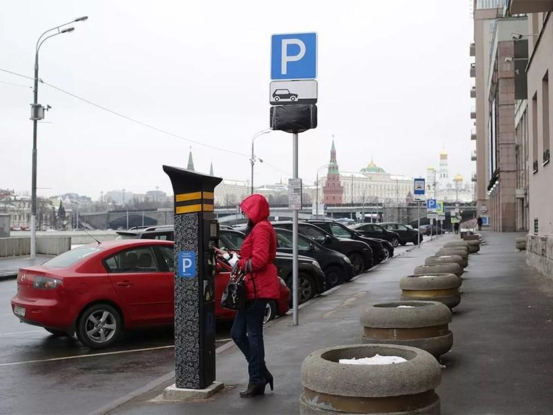 Как работают парковки в новогодние праздники?