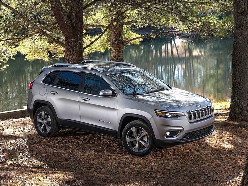 Jeep Cherokee ушел из России