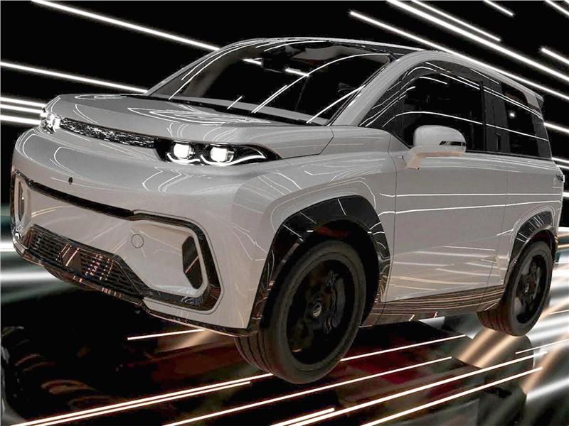 Электромобиль «Кама-1» станет родоначальником целого семейства