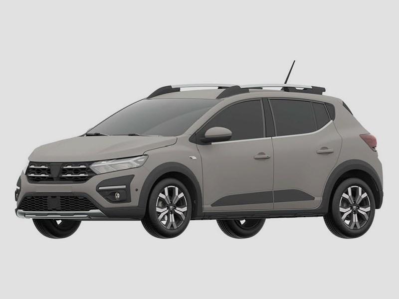 В России запатентовали новый Renault Logan